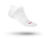 GripGrab Classic No Show Sock White