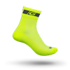 GripGrab Regular Cut Sock Hi-Vis
