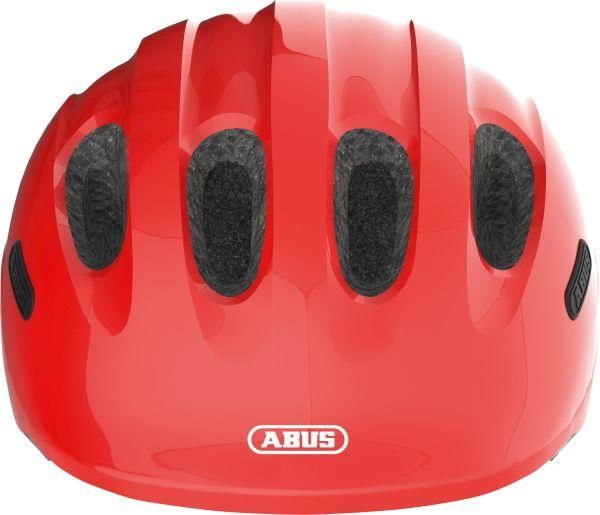 Abus Smiley 2.0 Sparkling Red cykelhjelm