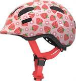 Abus Smiley 2.1 Rose Strawberry cykelhjelm