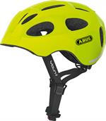 Abus Youn-I Neon Yellow med LED lys