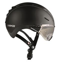 Casco roadster cykelhjelm black plus