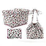 cruiser candy cherry pie basket liner bag