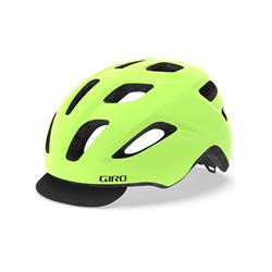 Giro Cormick Highlight Yellow Black cykelhjelm