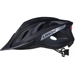 Limar 690 Superlight Matt Black med LED Lys   cykelhjelm
