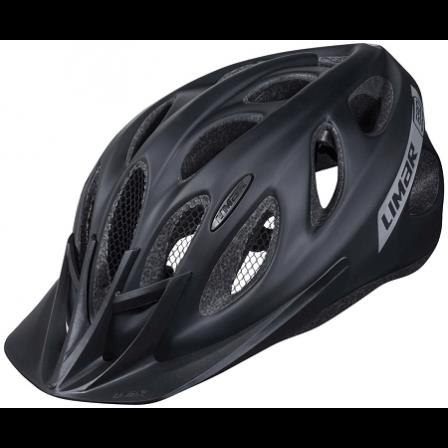Limar 690 Superlight Matt Black cykelhjelm med LED lys