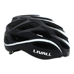 Livall BH62 Bluetooth cykelhjelm Black White