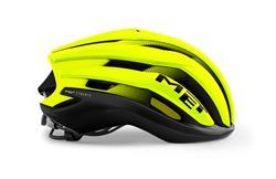 Met Trenta Mips Black Safety Yellow Matt Glossy   cykelhjelm