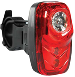 mixbike baglygte 0,5 watt high led