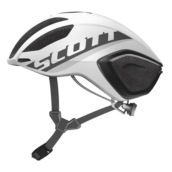 scott Cadence plus white black set fra venstre side