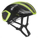 Scott cadence plus yellow rc dark grey fra venstre side