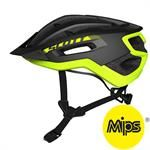 Scott Fuga Plus (Mips) Rev Black Yellow